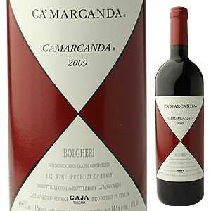 【6本~送料無料】カマルカンダ 2013 カ マルカンダ ガヤ 750ml [赤]Camarcanda Ca'marcanda Gaja