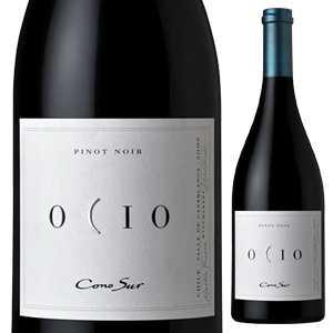 【6本~送料無料】[8月19日(水)以降発送予定]ピノ ノワール オシオ 2016 コノスル 1500ml [赤] [マグナム・大容量]Pinot Noir Ocio Cono Sur