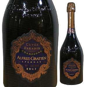 【6本~送料無料】シャンパーニュ キュヴェ パラディ ブリュット 2008 アルフレッド グラシアン 750ml [発泡白]Champagne Cuvee Paradis Brut Alfred Gratien
