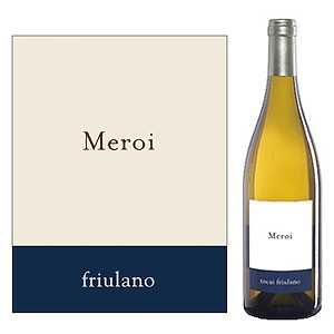 【6本~送料無料】フリウラーノ 2017 メロイ 750ml [白]Friulano Meroi