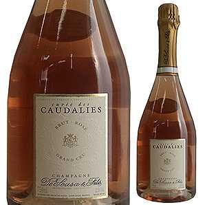 【送料無料】シャンパーニュ キュヴェ デ コダリー ロゼ グラン クリュ NV ド スーザ 750ml [発泡ロゼ]Champagne Cuv e Des Caudalies Ros Grand Cru De Sousa
