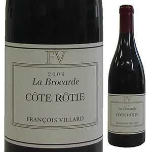 【送料無料】コート ロティ ラ ブロカール 2006 ドメーヌ フランソワ ヴィラール 750ml [赤]C te-R tie La Brocarde Domaine Fran ois Villard