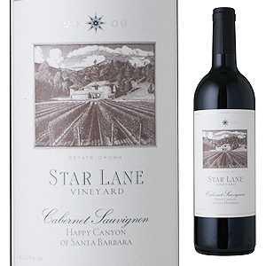 【6本~送料無料】カベルネ ソーヴィニヨン ハッピー キャニオン オブ サンタ バーバラ 2010 スターレーン ヴィンヤード 1500ml [赤] [マグナム・大容量]Cabernet Sauvignon Happy Canyon Of Santa Barbara Star Lane Vineyard