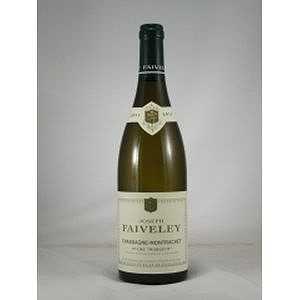 【6本~送料無料】シャサーニュ モンラッシェ プルミエ クリュ モルジョ ブラン 2017 フェヴレ 750ml [白]Chassagne-Montrachet 1er Cru Blanc Morgeot Faiveley