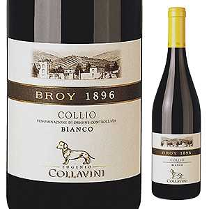 【6本~送料無料】ブロイ 2009 コッラヴィーニ 750ml [白]Broy Collavini [オールドヴィンテージ ][蔵出し]