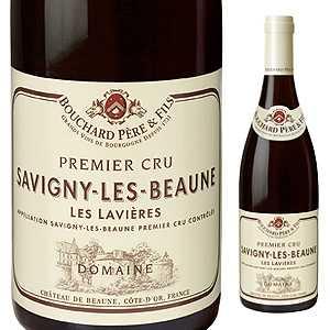 【6本~送料無料】サヴィニー レ ボーヌ プルミエ クリュ ラヴィエール 2014 ブシャール P&F 750ml [赤]Savigny-Les-Beaune 1er Cru Lavieres Bouchard Pere & Fils