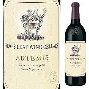 【6本~送料無料】アルテミス カベルネ ソーヴィニヨン 2016 スタッグス リープ ワイン セラーズ 750ml [赤]Artemis Cabernet Sauvignon Stag's Leap Wine Cellars
