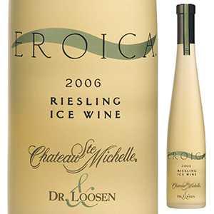 【6本~送料無料】 [375ml]リースリング アイス ワイン 2014 エロイカ [ハーフボトル][甘口白]Riesling Ice Wine Eroica Eroica