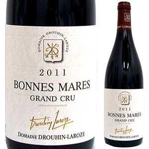 【6本~送料無料】ボンヌ マール 2014 ドメーヌ ドルーアン ラローズ 750ml [赤]Bonnes-Mares Domaine Drouhin-Laroze