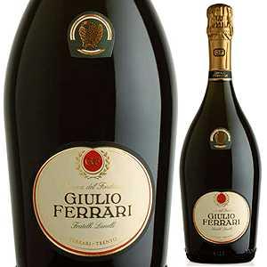 【送料無料】ジュリオ フェッラーリ リゼルヴァ デル フォンダトーレ 2001 750ml [発泡白]Giulio Ferrari Riserva Del Fondatore
