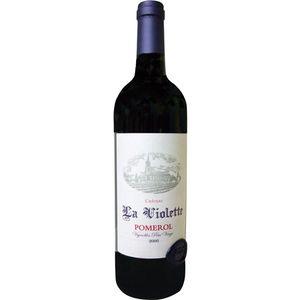 【送料無料】シャトー ラ ヴィオレット 2006 (ペレ ヴェルジェ) 750ml [赤]Chateau La Violette Vignobles Pere Verge