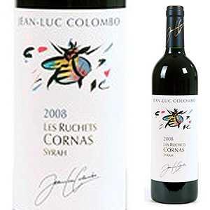 【6本~送料無料】コルナス レ ルシェ 2012 ジャン リュック コロンボ 750ml [赤]Cornas Les Ruchets Jean-Luc Colombo