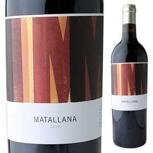 【6本~送料無料】マタヤナ 2010 テルモ ロドリゲス 750ml [赤]Matallana Telmo Rodriguez