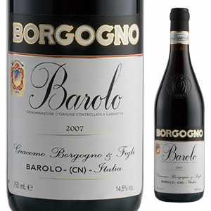 【6本~送料無料】バローロ 2014 ボルゴーニョ 750ml [赤]Barolo Borgogno