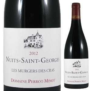 【6本~送料無料】ニュイ サン ジョルジュ レ ミュルジェ デ クラ V.V. 2017 ドメーヌ ペロ ミノ 750ml [赤]Nuits-Saint-Georges Les Murgers Des Cras V.v. Domaine Perrot-Minot