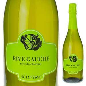 【6本~送料無料】リヴ ゴーシュ NV マルヴィラ 1500ml [発泡白] [マグナム・大容量]Rive Gauche Malvira
