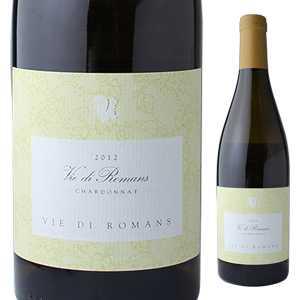 【6本~送料無料】ヴィエ ディ ロマンス シャルドネ 2018 1500ml [白] [マグナム・大容量]Vie Di Romans Chardonnay