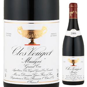 【送料無料】クロ ヴージョ グランクリュ ミュジニ 2013 ドメーヌ グロ フレール エ スール 750ml [赤]Clos Vougeot Grand Cru Musigni Domaine Gros Frere et Soeur
