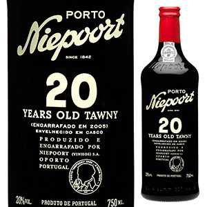 【6本~送料無料】トウニーポート 20年 NV 750ml [甘口ポートワイン]Tawny Port 20 Years Old