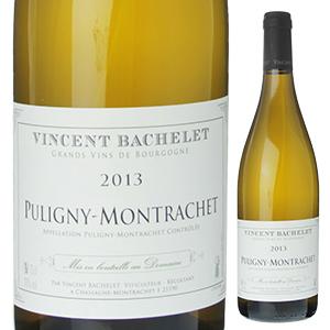 【6本~送料無料】ピュリニー モンラッシェ 2017 ドメーヌ ヴァンサン バシュレ 750ml [白]Puligny-Montrachet Blanc Domaine Vincent Bachelet