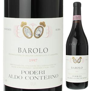 【送料無料】バローロ ブッシア ソプラーナ 1997 アルド コンテルノ 750ml [赤]Barolo Bussia Soprana Poderi Aldo Conterno オールドヴィンテージ