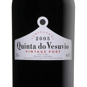【6本~送料無料】キンタ ド ヴェスヴィオ ヴィンテージ ポート 2005 シミントン 750ml [甘口ポート]Quinta Vesuvio Vintage Port Symington