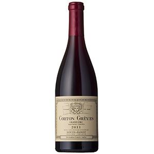 【6本~送料無料】コルトン グレーヴ グラン クリュ ドメーヌ ルイ ジャド 2011 750ml [赤]Corton Greves Grand Cru Domaine Louis Jadot