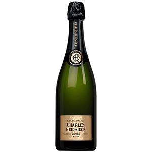 【6本~送料無料】ブリュット ヴィンテージ 2006 シャンパーニュ シャルル エドシック 750ml [発泡白]Brut Vintage Champagne Charles Heidsieck