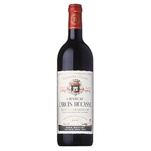 【6本~送料無料】シャトー ラルシ デュカス 2015 750ml [赤]Chateau Larcis Ducasse