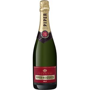 【6本~送料無料】ブリュット NV シャンパーニュ パイパー エドシック 1500ml [発泡白] [マグナム・大容量]Brut Champagne Piper-Heidsieck
