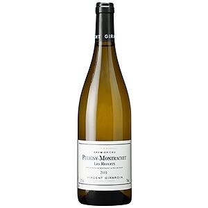 【6本~送料無料】ピュリニー モンラッシェ プルミエ クリュ ルフェール 2011 ヴァンサン ジラルダン 750ml [白]Puligny Montrachet 1er Cru Les Referts Vincent Girardin