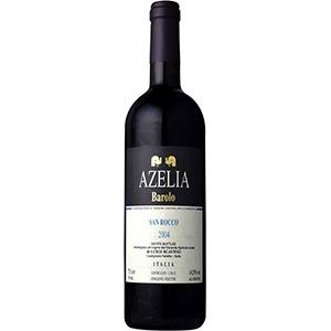 【6本~送料無料】バローロ サン ロッコ 2004 アゼリア 750ml [赤]Barolo San Rocco Azienda Agricola Azelia