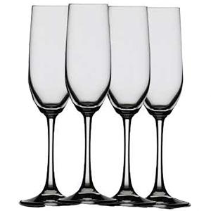 [ワイングラス]シュピゲラウ ヴィーノグランデ シリーズ スパークリングワイン 4脚セット シュピゲラウ