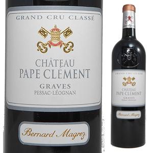 【6本~送料無料】シャトー パプ クレマン ルージュ 2011 750ml [赤]Chateau Pape-Clement Rouge