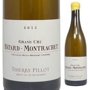 【送料無料】バタール モンラッシェ 2017 ティエリー ピヨ 750ml [白]Batard Montrachet Grand Cru Thierry Pillot