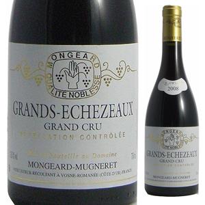 【送料無料】グラン エシェゾー 2016 ドメーヌ モンジャール ミュニュレ 750ml [赤]Grands Echezeaux Domaine Mongeard-Mugneret