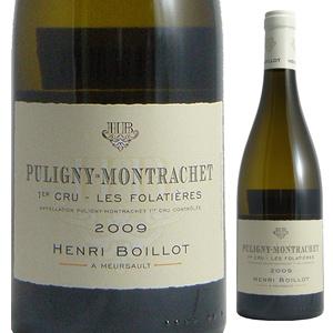 【6本~送料無料】ピュリニー モンラッシェ レ フォラティエール 2015 アンリ ボワイヨ 750ml [白]Puligny-Montrachet Les Folatieres Maison Henri Boillot