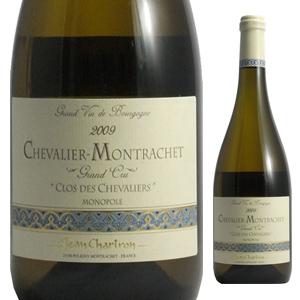 【送料無料】シュヴェリエ モンラッシェ クロ デ シュヴァリエ 2018 ドメーヌ ジャン シャルトロン 750ml [白]Chevalier-Montrachet Clos Des Chevalier (Monopole) Domaine Jean Chartron