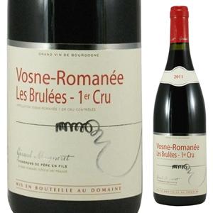 【送料無料】ヴォーヌ ロマネ レ ブリュレ 2016 ドメーヌ ジェラール ミュニュレ 750ml [赤]Vosne-Romanee Les Brulees Domaine Gerard Mugneret