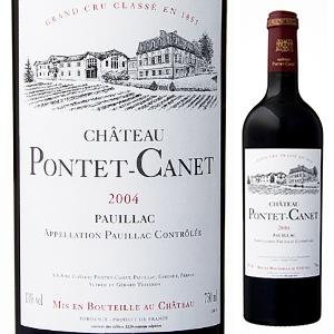 【送料無料】[3月27日(金)以降発送予定]シャトー ポンテ カネ 2016 750ml [赤]Chateau Pontet-Canet