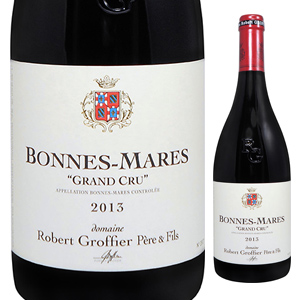 【送料無料】ボンヌ マール グラン クリュ 2016 ドメーヌ ロベール グロフィエ 750ml [赤]Bonnes Mares Grand Cru Domaine Robert Groffier