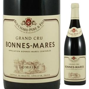 【送料無料】ボンヌ マール グラン クリュ 2011 ブシャール P&F 750ml [赤]BONNES MARES Grand Cru BOUCHARD PERE & FILS