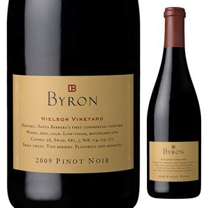 【6本~送料無料】ニールソンヴィンヤード ピノノワール 2014 バイロン 750ml [赤]Nielson Vineyard Pinot Noir Byron