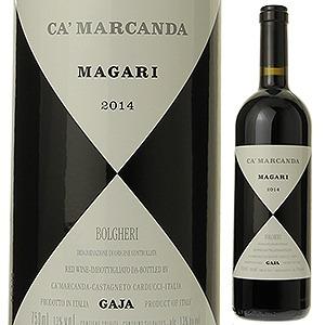 【6本~送料無料】マガーリ 2000 カ マルカンダ ガヤ 750ml [赤]Magari Ca'marcanda Gaja