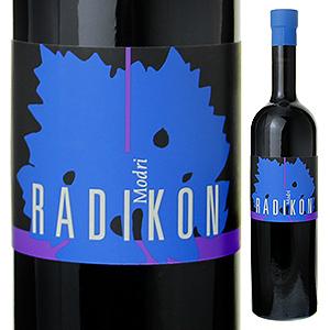 【6本~送料無料】モードリ 2009 ラディコン 500ml [赤]Modri Radikon [自然派][無添加]