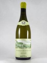 【6本~送料無料】シャブリ グランクリュ レ クロ 2015 ビヨー シモン 750ml [白]Chablis Grand Cru Les Clos Billaud-Simon
