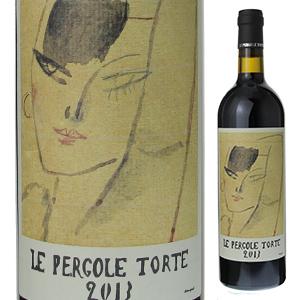 【送料無料】[木箱入り]レ ペルゴーレ トルテ マグナム 2013 モンテヴェルティーネ 1500ml [赤] [マグナム・大容量]Le Pergole Torte Montevertine [モンテヴェルティネ]