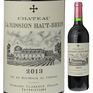 【送料無料】シャトー ラ ミッション オー ブリオン 2013 750ml [赤]Chateau La Mission Haut Brion