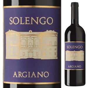 【6本~送料無料】ソレンゴ 2016 アルジャーノ 750ml [赤]Solengo Argiano