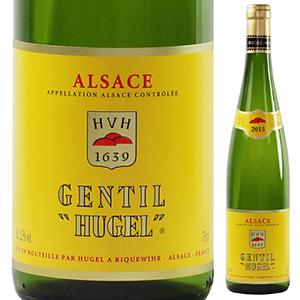 【6本~送料無料】ジョンティ ヒューゲル 2018 ファミーユ ヒューゲル 750ml  [白]Gentil Hugel Famille Hugel